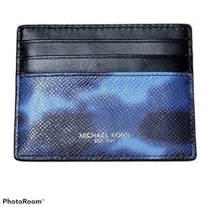 Michael Kors Kent Tall Card Case